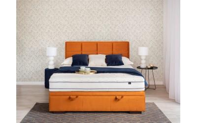 Łóżko Choco kontynentalne slim