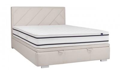 Łóżko Nastri kontynentalne slim