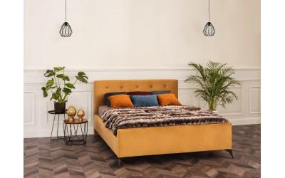 Łóżko Milos z pojemnikiem na pościel