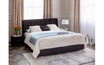 Łóżko Amore z pojemnikiem na pościel