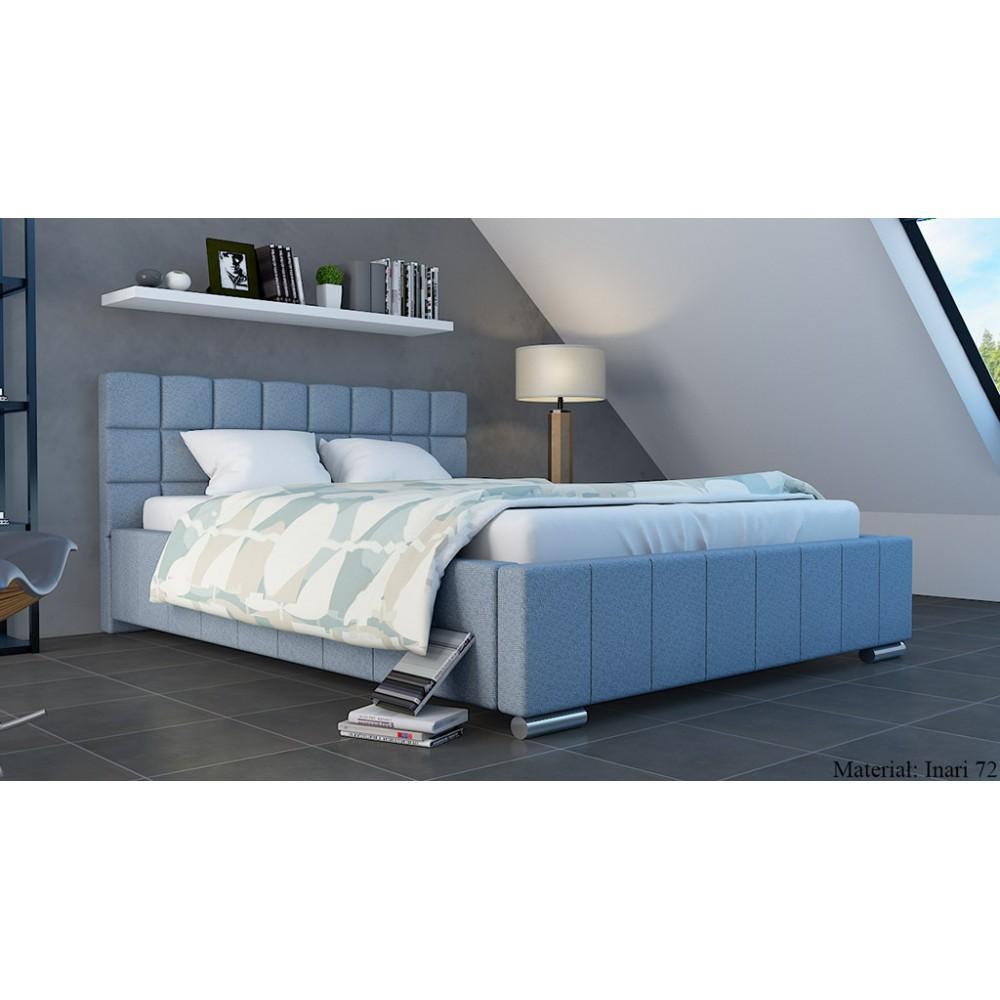 Dlaczego warto zdecydować się na łóżko tapicerowane ?